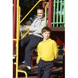 Kids Double Knee Track Pants - CK1315