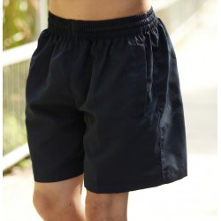 ADULTS PEACH SKIN MICROFIBRE SHORTS - CK619