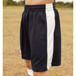 KIDS SOCCER PANEL SHORTS - CK628