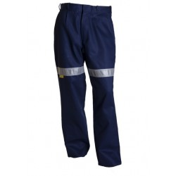 Light Weight Drill Trouser w. 3M Tape - DT1138T