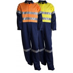 Lightweight Coveralls w. 3M Tape - DC2120T1