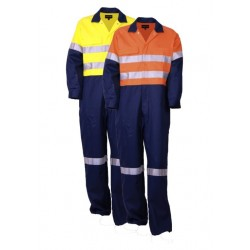 Heavyweight Coverall w. 3M Tape - DC2180T1