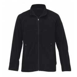 Explorer Microfleece Jacket Black - EMJ