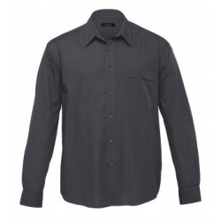 The End on End Shirt Charcoal - Mens - EOE