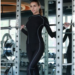 PERFORMANCE WEAR-LADIES FULL LENGTH TIGHTS - CK901