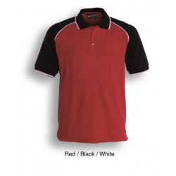 THREE TONE POLO - CP0360