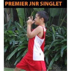 The Premier Jnr Singlet - 3101