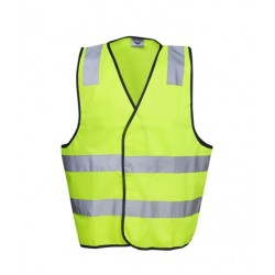 Hi-Vis Safety Vest(day/night H pattern) - V82