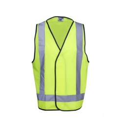 Hi-Vis Safety Vest(day/night X pattern) - V83