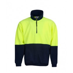 Hi Vis Polar Fleece Jumper - F83