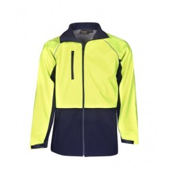 Hi Vis Soft Shell Jackets, Day Use - J86