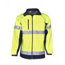 Hi Vis Soft Shell Jackets, D/N Use - J87