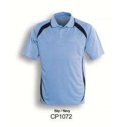 CONTRAST CONTOUR POLO - CP1072