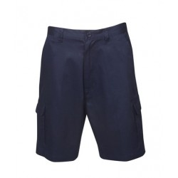 190g Light Drill Cargo Shorts - W64