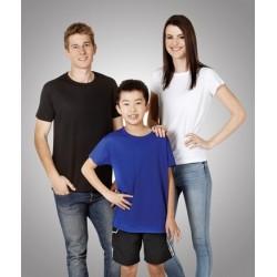 Light Weight Cooldry T-Shirts, Kids - T41K
