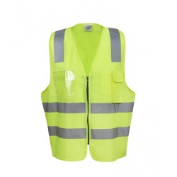 Exective D/N Vest with ID pocket - V85