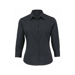 The Omega Stripe Shirt - Womens - WTO