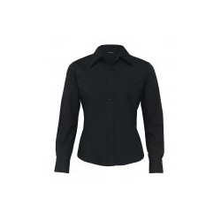 The Traveller Shirt Black - Womens - WTV