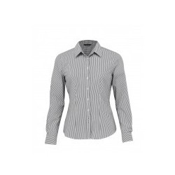 The Wynyard Stripe Shirt - Womens - WTWS