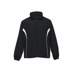Zone Jacket Black/White - ZJ
