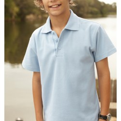 KIDS BASIC POLO - CP822