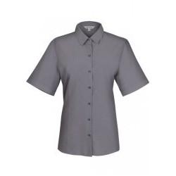 Ladies Belair Short Sleeve Shirt Ash - 2905S