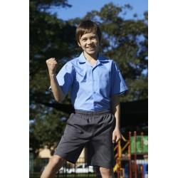 Boys S/S School Shirt - CS1307
