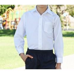 Boys L/S School Shirt - CS1309