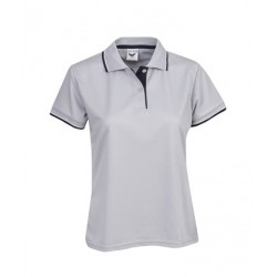 Cooldry Micro Mesh Polo, Ladies - P47