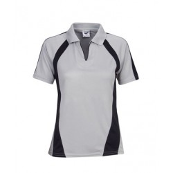 Coolfast Mini-Waffle Polo, Ladies - P48