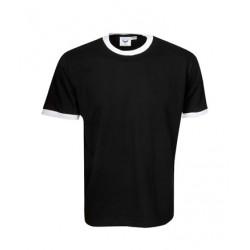 Slim Fit Ringer T-Shirt - T34