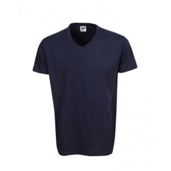 V neck Eurostyle Soft-feel Slim Fit T/S - T08