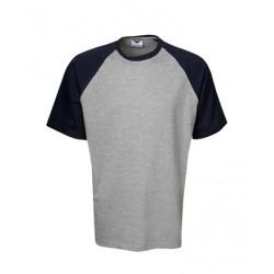 2-Tone Raglan Sleeve T-Shirt - T31