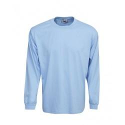 Premium Long Sleeve Cotton T-Shirt, Children - T14K