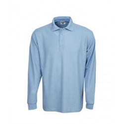 Premium Long Sleeve Pique Polo - P11