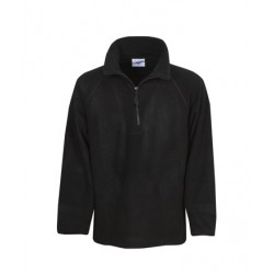 Half zipped polar fleece Jumper - F11K
