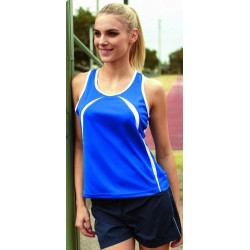 LADIES BREEZEWAY SINGLET - CT0757