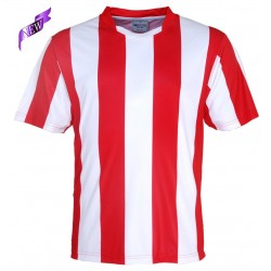 KIDS SUBLIMATED STRIPS FOOTBALL JERSEY - CT1101