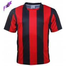 ADULTS SUBLIMATED STRIPS FOOTBALL JERSEY - CT1102