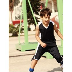KIDS BASKETBALL SINGLET - CT1206