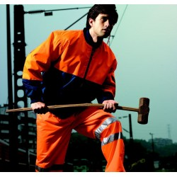 HI-VIS FLYING JACKET - SJ0320