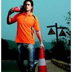 HI-VIS SAFETY STYLE POLO - SP0752