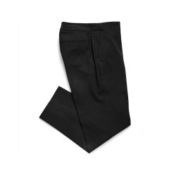 Ladies Slim Pant Black - 1762WT
