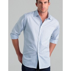 Men's Long Sleeve Three Way Stripe - 212