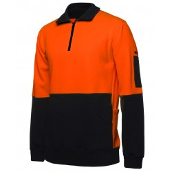Hi Vis 330G 1/2 Zip Fleece - 6HVPZ