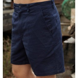 COTTON DRILL WORK SHORTS - WK614