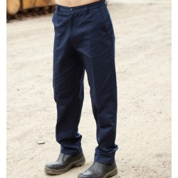 COTTON DRILL CARGO PANTS - WK616