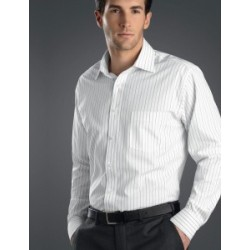 Mens Long Sleeve Classic Stripe - 208