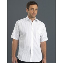 Mens Short Sleeve Classic Stripe - 209