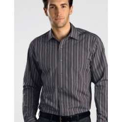 Mens Long Sleeve Multi Stripe - 224